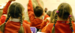 The Government has dropped a key manifesto commitment on education