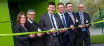 Ribbon cutting at new SSE HVDC Centre in Cumbernauld