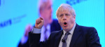 Boris Johnson at the 2019 CBI conference