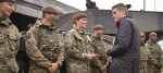 Gavin Williamson has pushed for more money for defence since entering the MoD