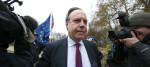 Nigel Dodds is the deputy leader of the Democratic Unionist Party