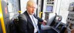 Boris Johnson train