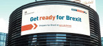 Get Ready for Brexit billboard