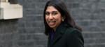 Suella Braverman was appointed Attorney General in Boris Johnson's reshuffle