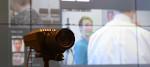 Police facial recognition camera