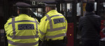 Police officers in London