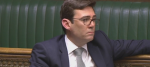 Andy Burnham in the House of Commons