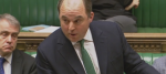 Home Office minister Ben Wallace in the House of Commons