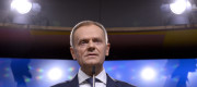 European Council preident Donald Tusk