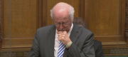 Jim Shannon speaking in the Commons this afternoon