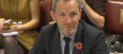 James Purnell appearing before the House of Lords Communications Committee