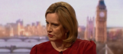 Amber Rudd appearing on the Andrew Marr Show this morning