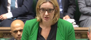 Home Secretary Amber Rudd was speaking to the Commons about the Calais camps