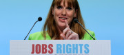 Shadow Education Secretary Angela Rayner