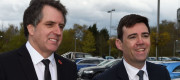 Andy Burnham and Steve Rotheram