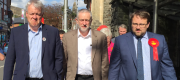 Carwyn Jones and Jeremy Corbyn