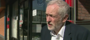Jeremy Corbyn came under fire from Tony Blair this morning