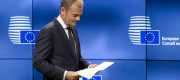 European Councl president Donald Tusk