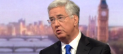 Michael Fallon on the Andrew Marr Show this morning