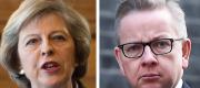Theresa May and Michael GoveTheresa