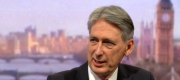 Philip Hammond on the Andrew Marr Show this morning