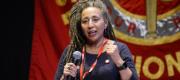 Momentum activist Jackie Walker