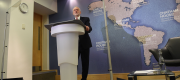 Jeremy Corbyn makes a speech on foreign and defence policy at Chatham House