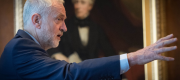 Jeremy Corbyn makes a speech to the Federation of Small Businesses