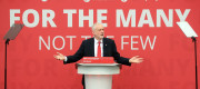 Jeremy Corbyn launches Labour's 2017 election manifesto