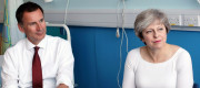 Jeremy Hunt and Theresa May