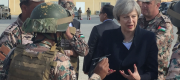 Theresa May Saudi row
