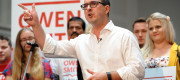 Owen Smith launching his bid for Labour leader