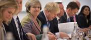 Theresa May at Cabinet