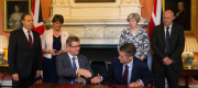 DUP Tory agreement