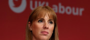Shadow Education Secretary Angela Rayner at the Labour party conference in Brighton