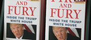 Fire and Fury - Donald Trump book by Michael Woolf