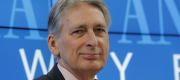 Philip Hammond at Davos
