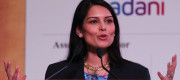Priti Patel has vowed to tackle wasteful institutions