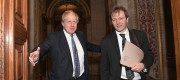 Richard Ratcliffe and Boris Johnson