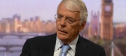Sir John Major on the Andrew Marr show