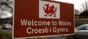 Welsh language sign