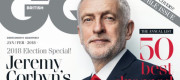 Jeremy Corbyn on the cover of GQ out on Thursday