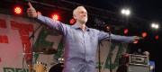 Jeremy Corbyn at Glastonbury