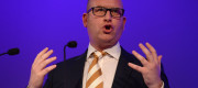 Ukip leader Paul Nuttall, who has said 2017 could bring even greater upheaval than 2016.