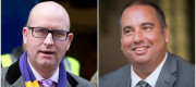 Paul Nuttall and Bill Etheridge