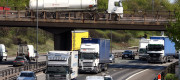 The British economy is facing a serious hit because of a dire shortage of lorry drivers, according to a report.