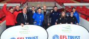EFL Wembley launch