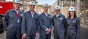 BEIS Committee members visit Sellafield site