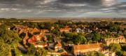 A village in Suffolk