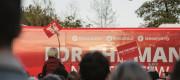 Labour bus